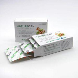 naturecan - capsules - vegan - curcuma