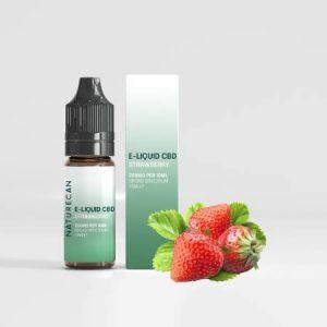 naturecan -eliquid - fraise